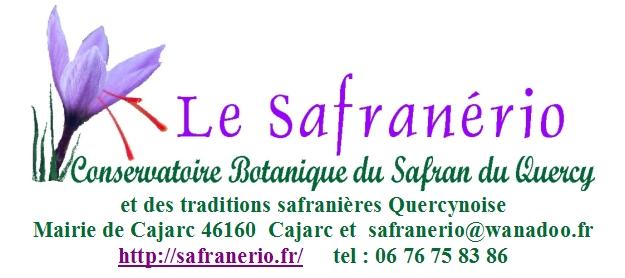 logo safranério adresse